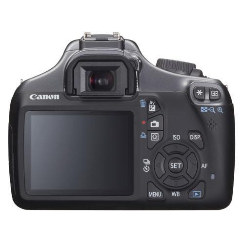 Reflex - Canon EOS 1100D Noir Canon EF-S f/3.5-5.6 18-55mm IS II