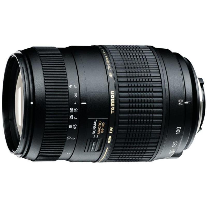 Objectif Tamron Nikon 70-300 mm f/4-5.6