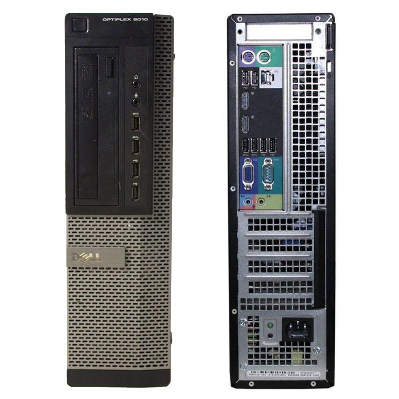 "Dell OptiPlex 9010 DT 27"" Core i7 3,4 GHz - SSD 960 Go - 16 Go"