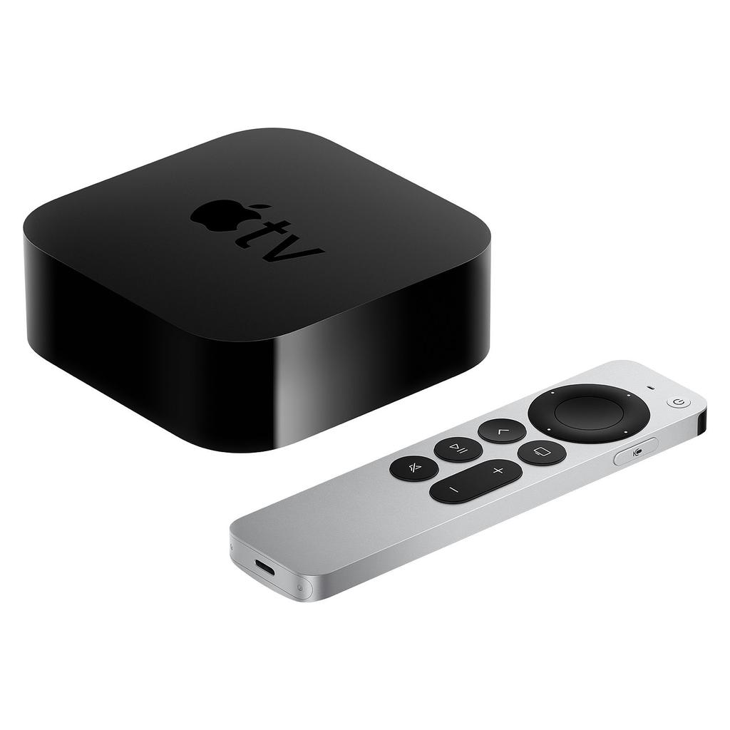 Apple TV 4K (2021) - SSD 64Go