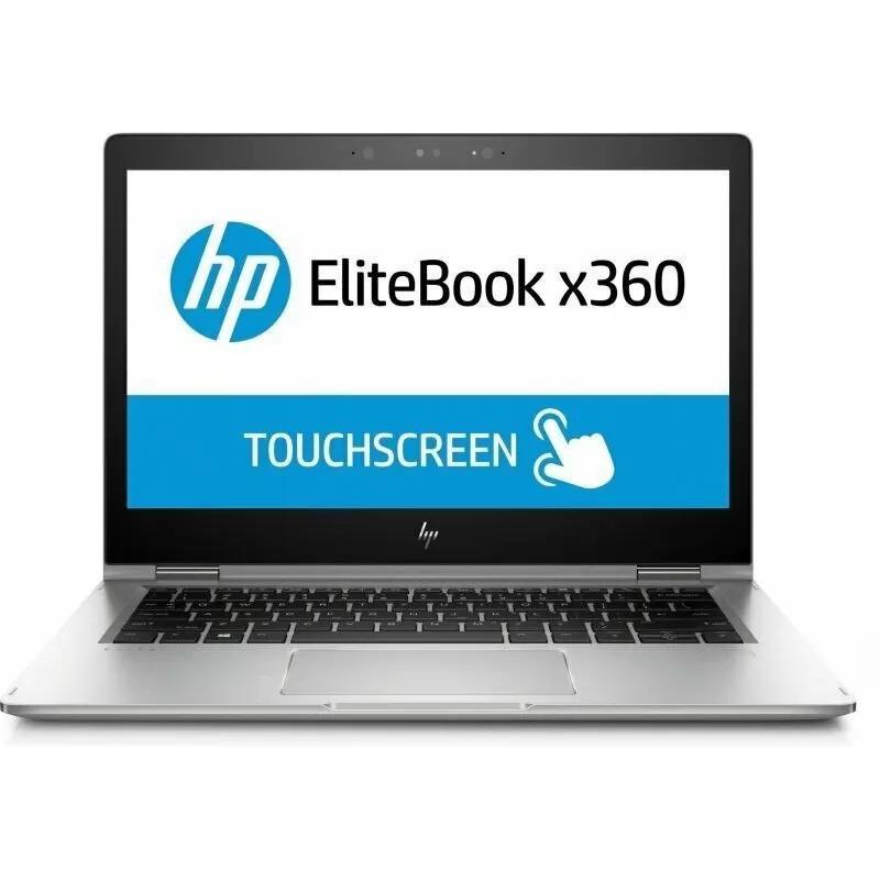 """HP EliteBook x360 1030 G2 13"""" Core i5 2,5 GHz - SSD 256 Go - 8 Go QWERTY - Espagnol"""