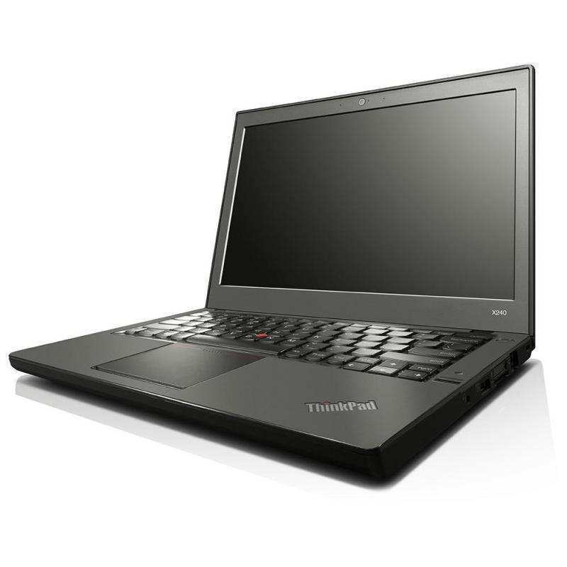 "Lenovo ThinkPad X250 12"" Core i7 2,6 GHz - SSD 256 Go - 8 Go QWERTZ - Allemand"