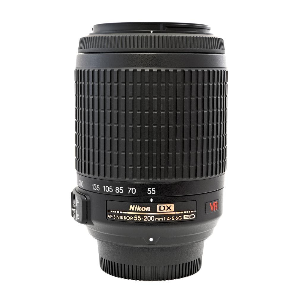 Objectif Nikon F 55-200mm f/4-5.6