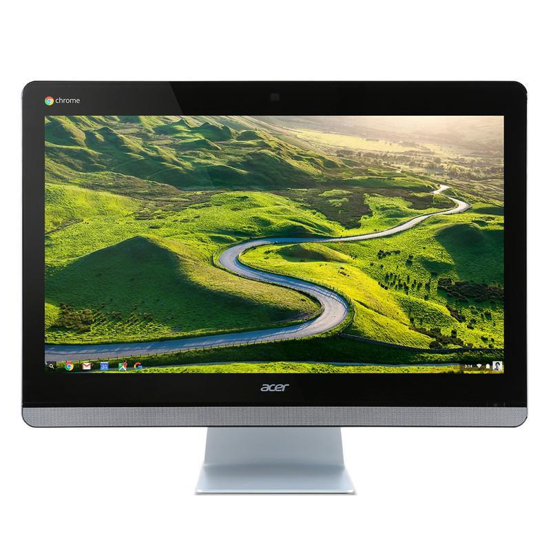 "Acer Chromebase CA24I 23"" Celeron 1,7 GHz - SSD 16 Go - 4 Go QWERTY"