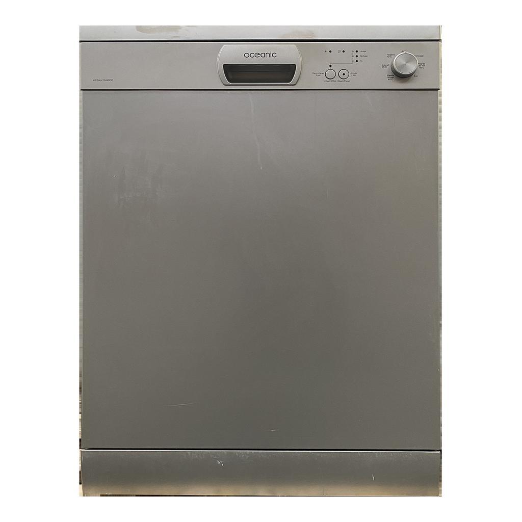 Lave-vaisselle 59.8 cm Oceanic OCEALV1249SDD - 12.0 Couverts