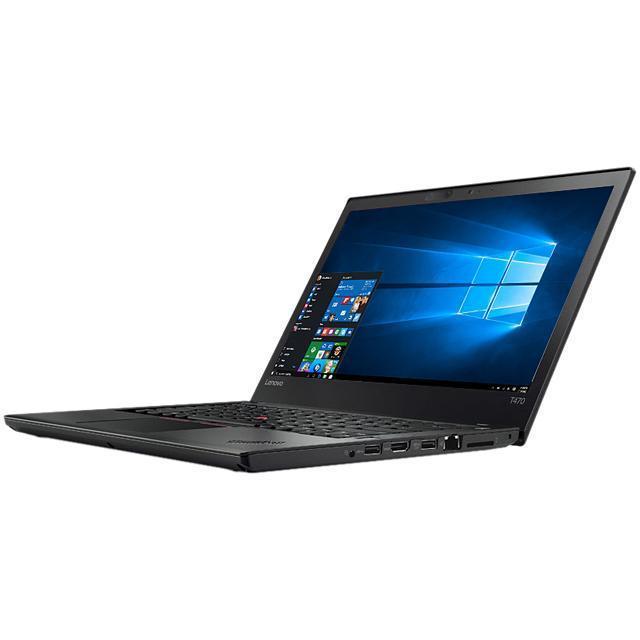 "Lenovo ThinkPad T470 14"" Core i5 2,3 GHz - SSD 240 Go - 24 Go AZERTY - Français"