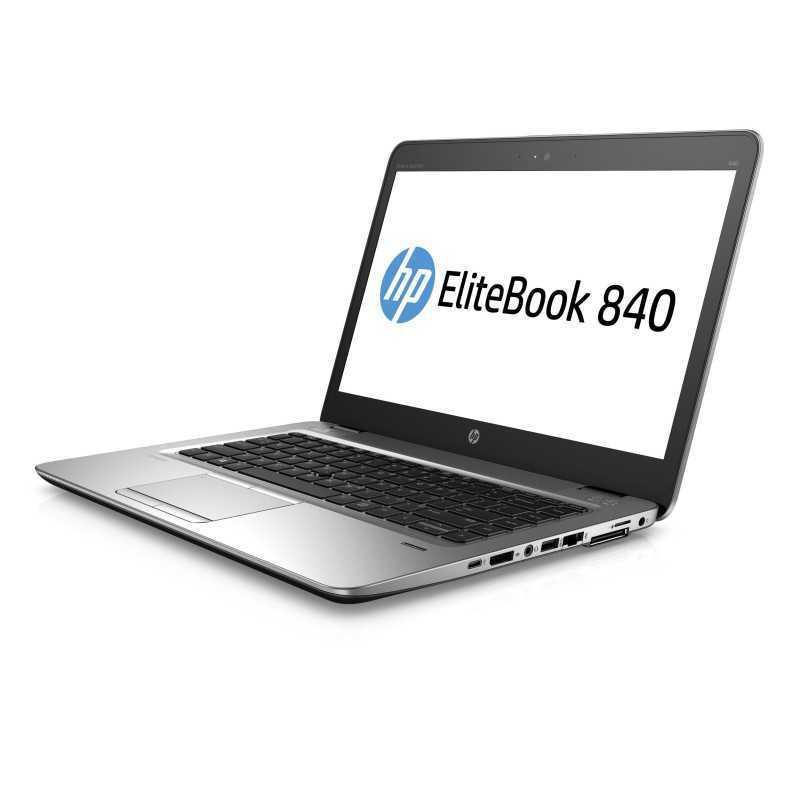 """HP EliteBook 840 G4 14"""" Core i5 2,5 GHz - SSD 256 Go - 8 Go AZERTY - Français"""