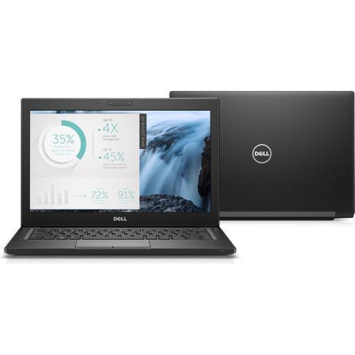 "Dell Latitude 7280 12"" Core i5 2,6 GHz  - SSD 256 Go - 8 Go QWERTZ - Allemand"