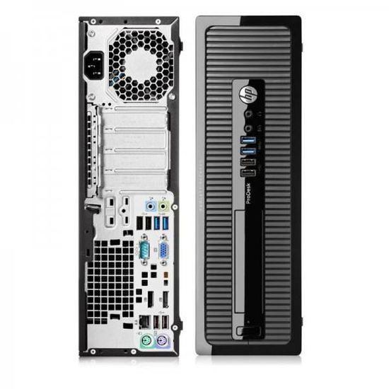 HP ProDesk 400 G1 SFF Core i3 3,4 GHz - HDD 1 TB RAM 4 GB
