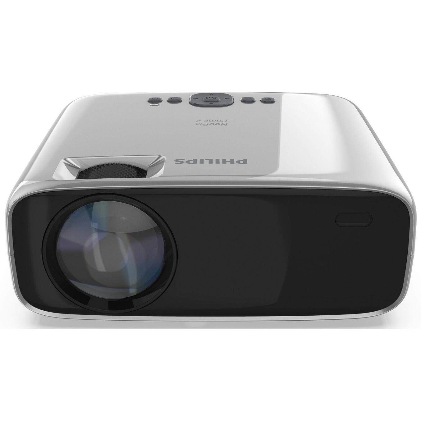 Vidéo projecteur Philips NeoPix Prime 2 NPX542 Gris