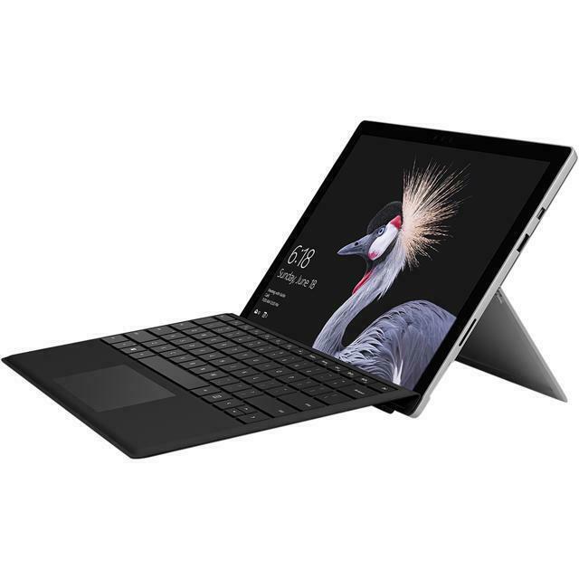 "Microsoft Surface Pro 4 12"" Core i5 2,4 GHz - SSD 128 Go - 4 Go QWERTY - Anglais (UK)"