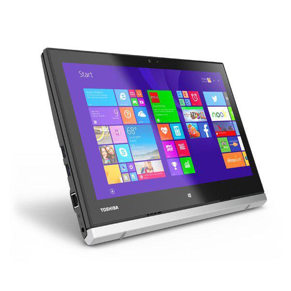 """Toshiba Portégé Z20T-C-13Q 12"""" Core M5 1,1 GHz - SSD 256 Go - 8 Go"""