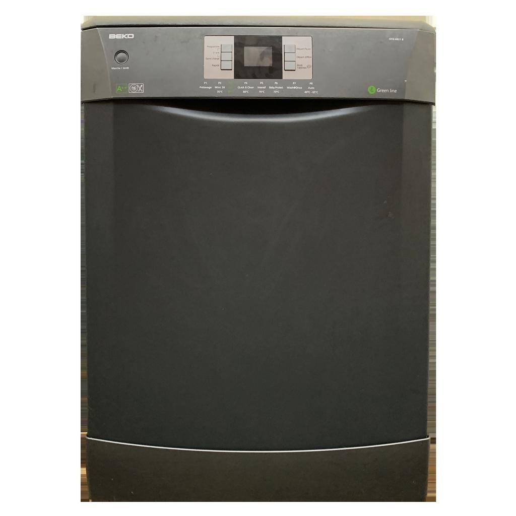 Lave-vaisselle 59.8 cm Beko DFN6821 - 15.0 Couverts