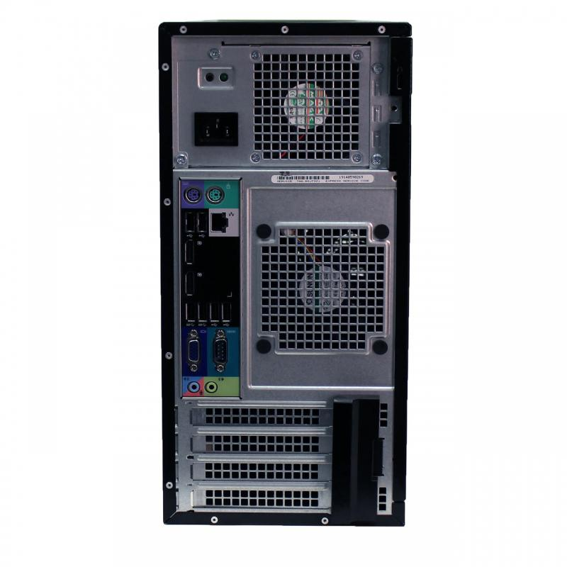 Dell OptiPlex 9020 MT Core i7 3,6 GHz - SSD 120 Go + HDD 500 Go RAM 16 Go