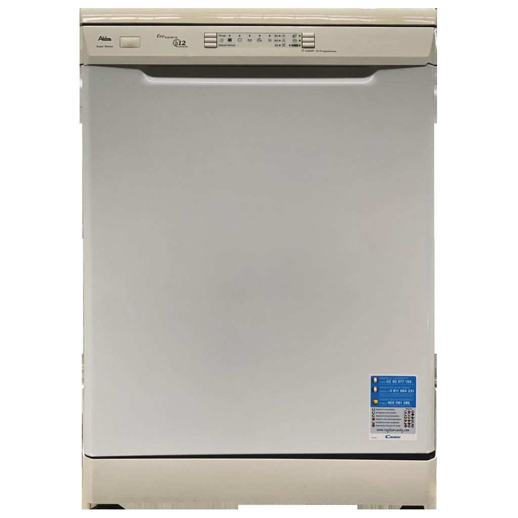 Lave-vaisselle 60 cm Candy Cdp7270-47 - 12.0 Couverts