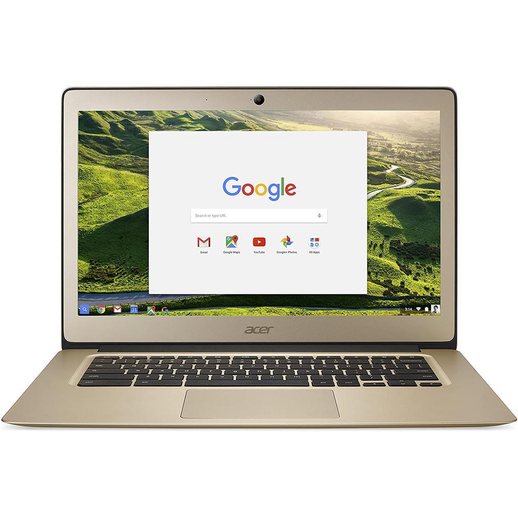 Acer Chromebook CB3-431-C10S Celeron 1,6 GHz 32Go eMMC - 4Go AZERTY - Français