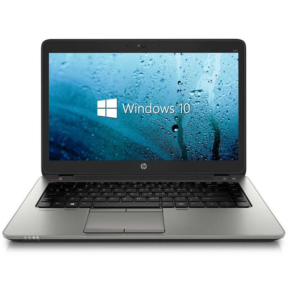 "HP EliteBook 840 G1 14"" Core i5 1,6 GHz - HDD 500 GB - 4GB QWERTY - Englisch (US)"