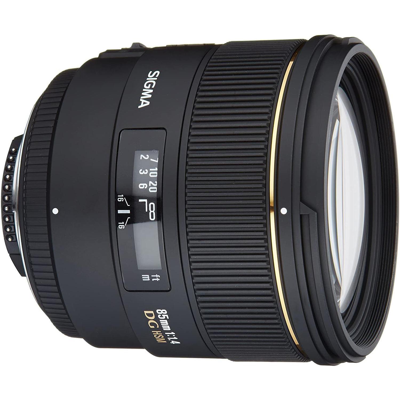 Objectif Sigma Canon EF 85 mm f/1.4
