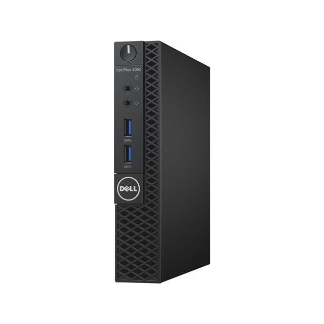 Dell OptiPlex 3050 Micro Core i3 3,4 GHz - SSD 128 GB RAM 8 GB