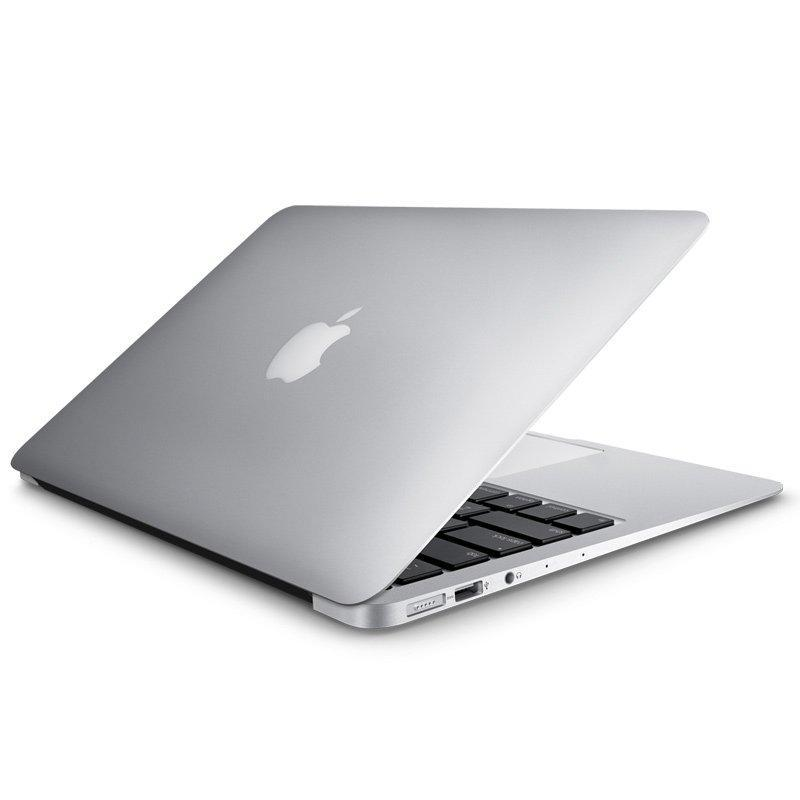 MacBook Air 13,3-tum (2011) - Core i7 - 4GB - SSD 256 GB QWERTY - Italienska