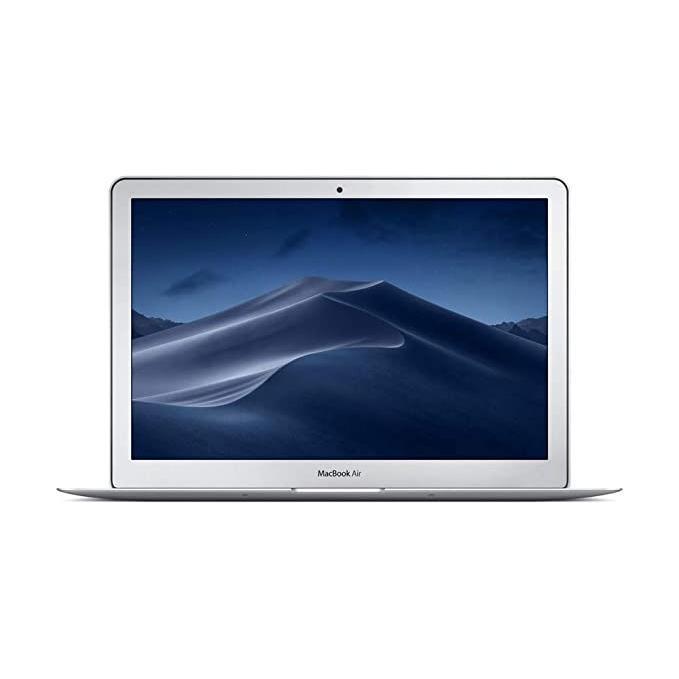 MacBook Air 13,3-tum (2011) - Core i7 - 4GB - SSD 256 GB QWERTY - Nederländska