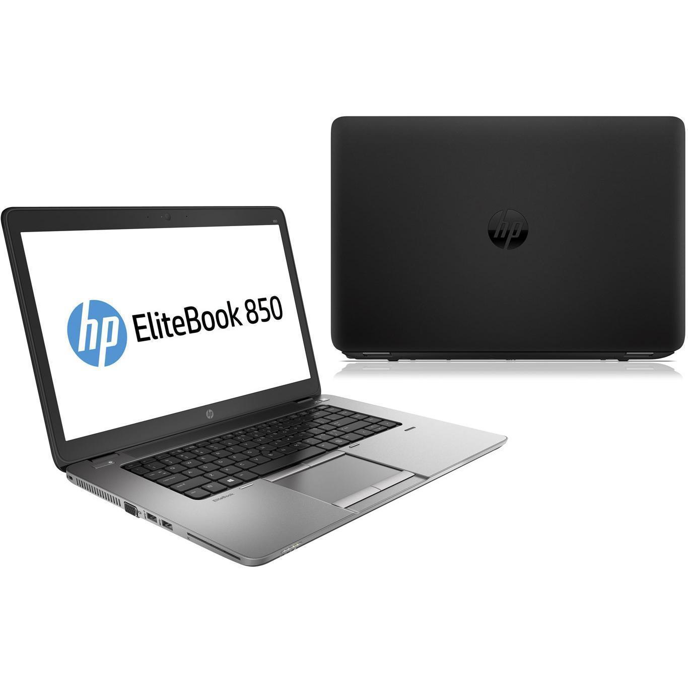 """HP EliteBook 850 G1 15"""" Core i5 1,9 GHz - SSD 256 Go - 8 Go AZERTY - Français"""