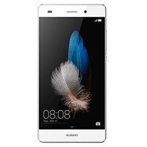 Huawei P8 16GB - Helmenvalkea - Lukitsematon