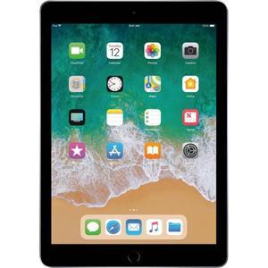 """iPad 9,7"""" 5.a generación (Marzo 2017) 9,7"""" 32GB - Wi-Fi - Gris Espacial - Sin Puerto Sim"""