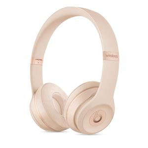 Kopfhörer Rauschunterdrückung Bluetooth Beats By Dr. Dre Solo 3 - Gold