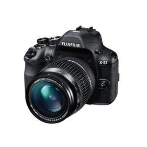 Yksisilmäinen Peiliheijastuskamera Fujifilm X-S 1 Musta + Objektiivi Fujifilm Super EBC Fujinon Lens 24-624 mm f/2.8-5.6