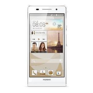 Huawei Ascend P6 8GB - Helmenvalkea - Lukitsematon