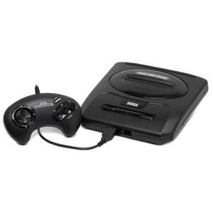 Console Sega Megadrive 2 - Noir