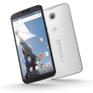 Motorola Nexus 6 32 GB - White - Unlocked