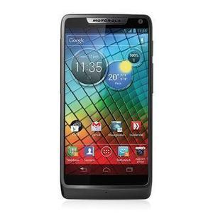Motorola RAZR i 8 Gb   - Schwarz - Ohne Vertrag