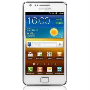 Galaxy S2 Plus 8 Gb   - Weiß - Ohne Vertrag