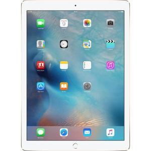 """iPad Pro 12,9"""" 1e génération (Septembre 2015) 12,9"""" 128 Go - WiFi + 4G - Or - Débloqué"""