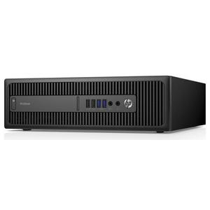 Hp ProDesk 600 G1 SFF Core i5 3,3 GHz - SSD 256 Go RAM 8 Go