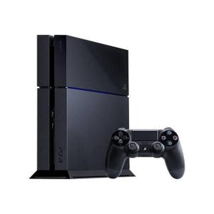 Wohnzimmer-Konsole Sony PlayStation 4 500 GB + Controller + DriveClub + The Last Of Us Remastered - Schwarz