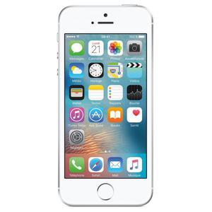 iPhone SE 16GB - Hopea - Lukitsematon