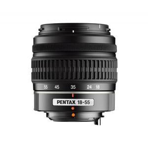 Objectif Pentax KAF  Smc DA 18 - 55 mm f/3.5 - 5.6 AL