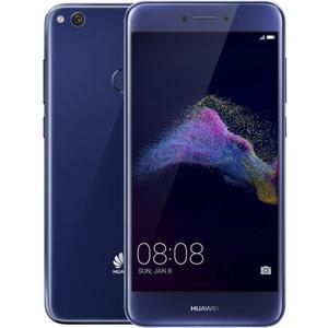 Huawei P8 Lite (2017) 16GB Dual Sim - Sininen (Peacock Blue) - Lukitsematon