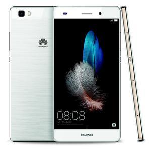 Huawei P8 Lite (2015) 16 Gb - Weiß (Pearl White) - Ohne Vertrag