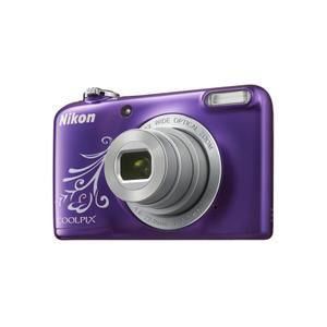 Compact Nikon Coolpix L31 - Violetti (purppura) + Objektiivi Nikon 26-130mm f/3.2-6.5