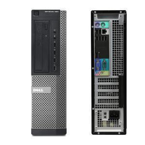 Dell OptiPlex 790 DT Core i7 3,4 GHz - SSD 240 Go RAM 4 Go