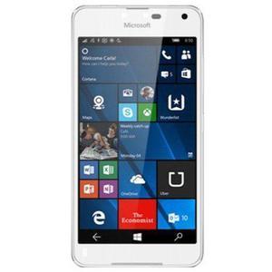 Microsoft Lumia 650 - Valkoinen- Lukitsematon