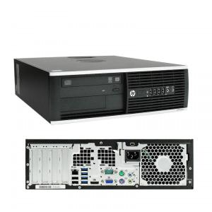 Hp Compaq Elite 8300 SFF Core i5 3,2 GHz - HDD 500 GB RAM 8GB