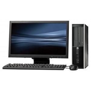 """HP Compaq Elite 8200 SFF 27"""" (Marzo 2011)"""