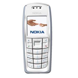 Nokia 3120 - Weiß- Ohne Vertrag
