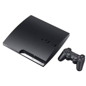 Sony PS3 160 GB - Negro