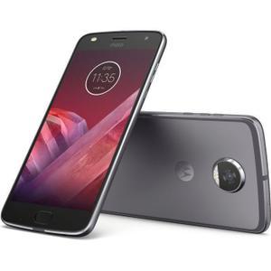 Motorola Moto Z2 Play 64 Gb Dual Sim - Grau - Ohne Vertrag